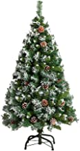 Christmas Tree Artificial Tree Snowflake Christmas Tree Encrypted Falling Snow Christmas Tree Seasonal Décor Trees (Color ...