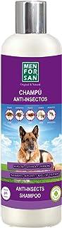 MENFORSAN Champú Perros Anti-Insectos con Margosa, Geraniol