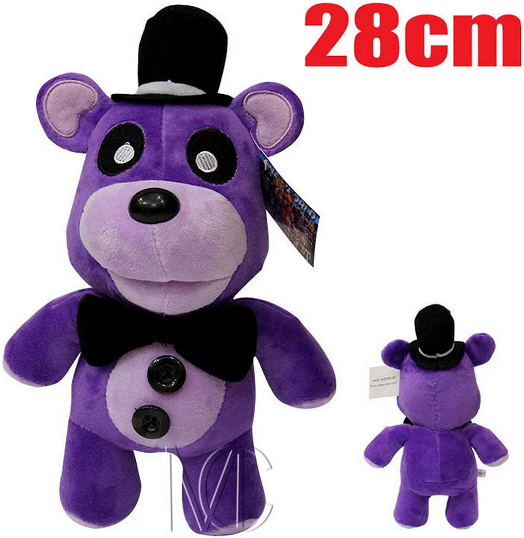 Plüschpuppe Puppe purple Plüschpuppe Puppe