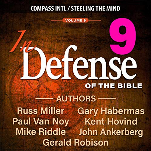 In Defense of the Bible, Volume 9 cover art