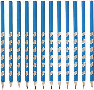 鉛筆 2B かきかた 0.72mm 矯正ペン 握り方ペン アナアナえんぴつ 三角 12本
