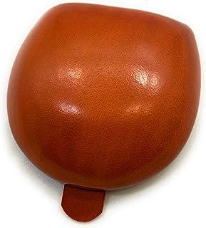 Il Tacco PORTAMONETE in Cuoio rigido artigianale, senza cuciture, cuoio modellato sulle forme di legno, made in Italy, fat...