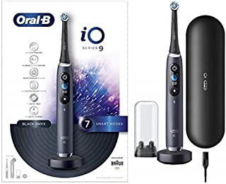 Oral-B iO9 Black Ultimate Clean Electric Toothbrush for