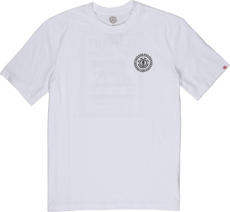 Element Camiseta Hombre ~ Cuisine White