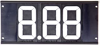 BIONDO RACING PRODUCTS DB-1245 3-Digit Dial Board