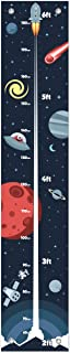Cute Astronomy Gifts for Kids Growth Height Chart for Kids Space Decor for Nursery Wall Growth Chart