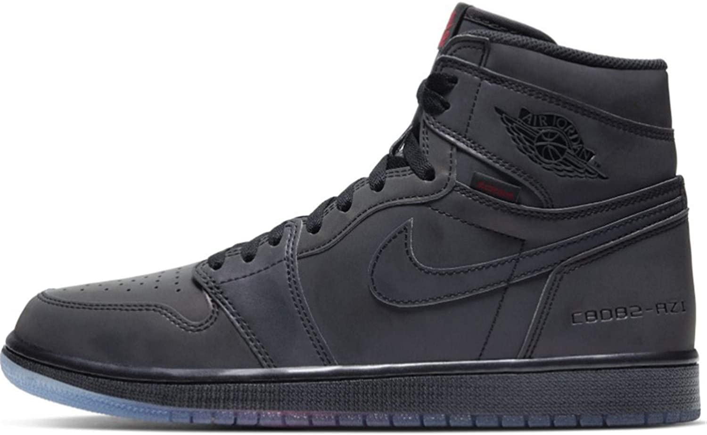 Jordan Nike Men's Air 1 High Zoom Fearless BV0006-900