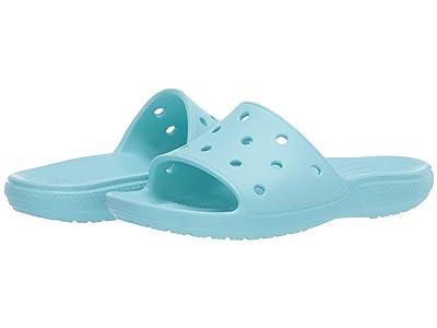 Crocs Classic Slide (Ice Blue) Shoes