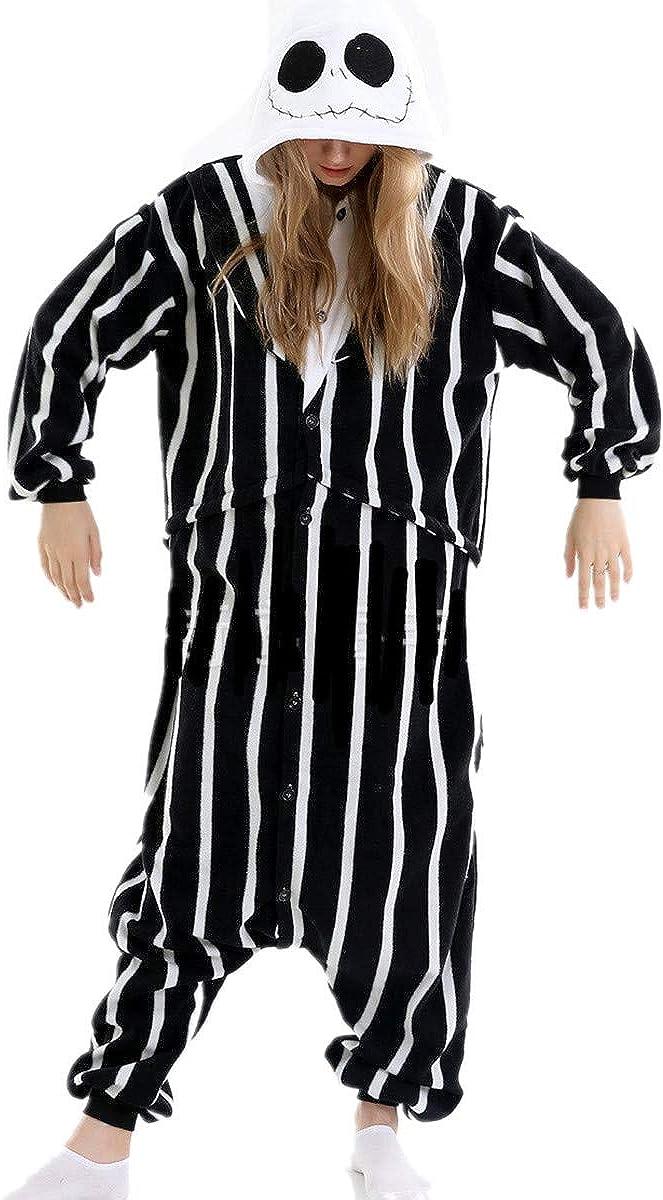 cheap Kafferin Now on sale Sleepwear Unisex Adult Costume Ni Cartoon Cosplay Party