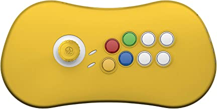 SNK Neogeo Arcade Stick Pro Yellow Silicone Cover Yes - Neo Geo Pocket