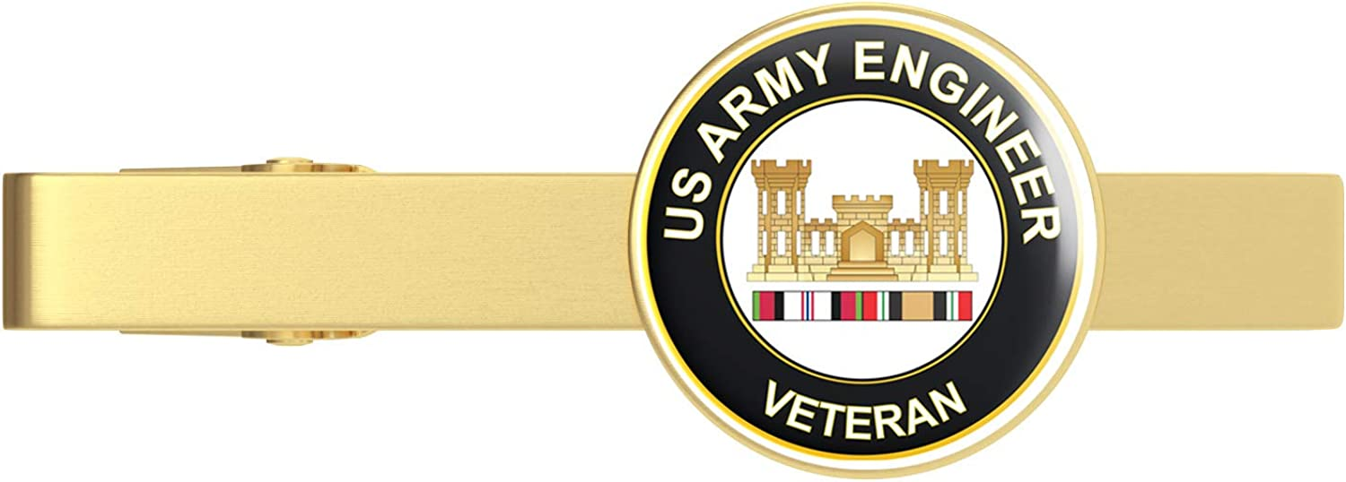 HOF New York Mall Trading Gold US Army Tie Iraq Engineer Afghanistan Sale and