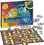 Ravensburger Labyrinth Glow in The Dark 26687 - Juego de Mesa de Laberinto (Brilla en la Oscuridad),...