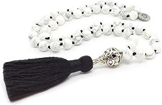 Premium Travel Pocket Mala Beads - 54 Beads - Travel Mala Beads - Mini Mala Beads - Mini Japa Mala