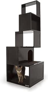 The Sebastian 67 in. Modern Cat Tree