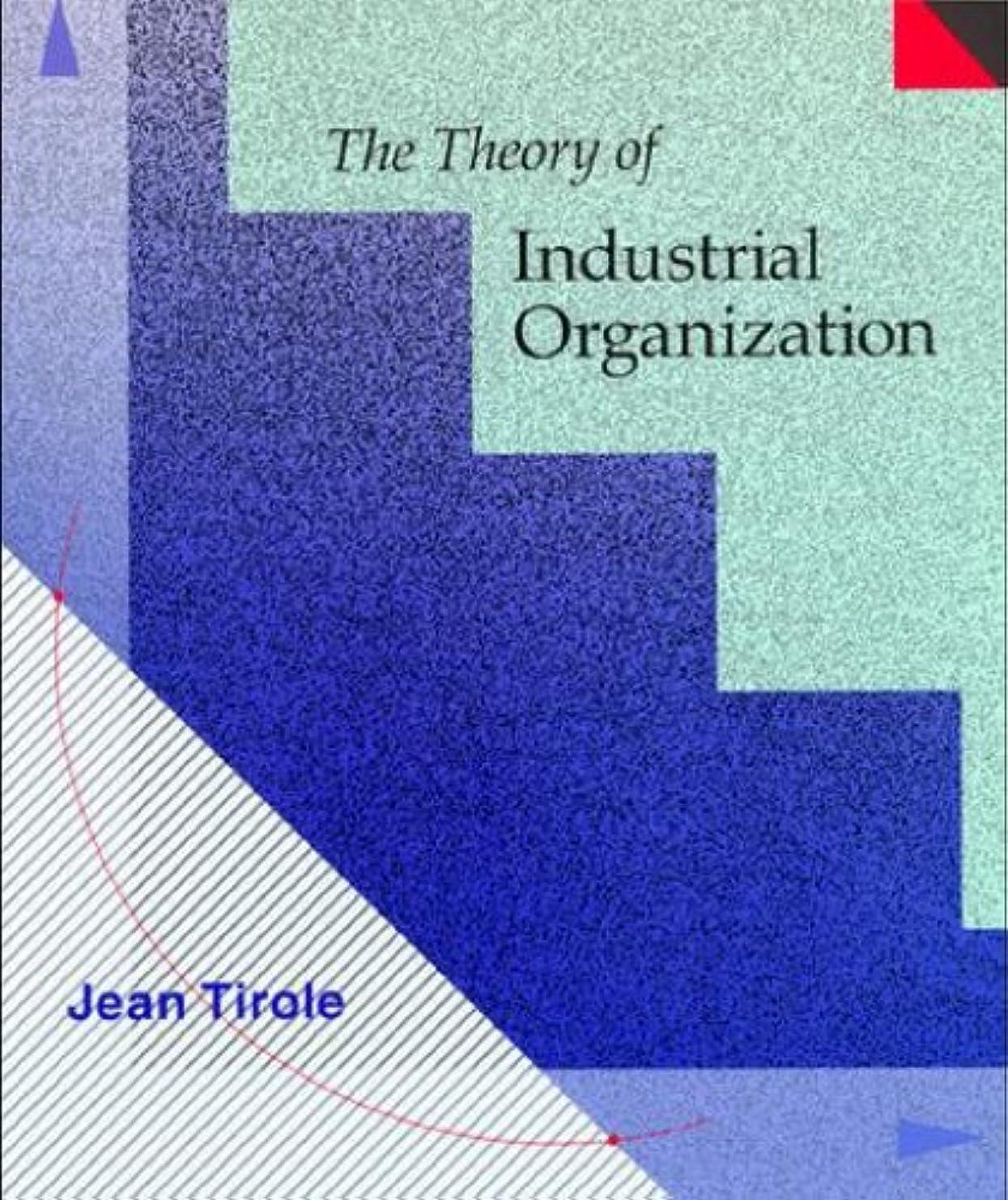 アシスト巨大なおThe Theory of Industrial Organization (The MIT Press) (English Edition)