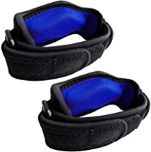 2 Pack Elbow Brace Belloc Tennis Elbow Brace with Compression Pad for Both Men and Women