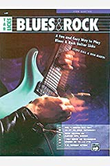 TAB Licks: Blues & Rock: A Fun and Easy Way to Play Blues & Rock Guitar Licks Kindle Edition