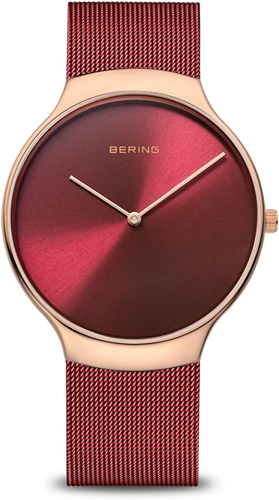 Bering orologio analogico donna  in acciaio inox 13338-Charity