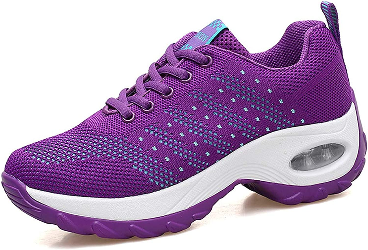 YANJK Running shoes Fashion Wild Comfortable Breathable Women's Casual Sports shoes
