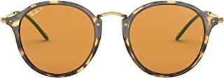 Ray Ban RB 2447 1160/70 - Tortoise Black/Copper Gradient Flash by Ray Ban for Unisex - 49-21-145 mm Sunglasses