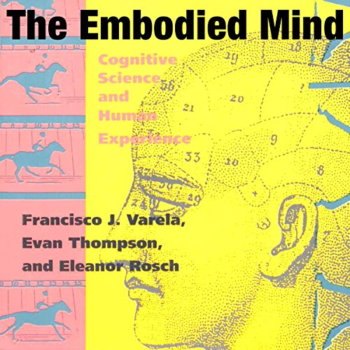 The Embodied Mind audiobook cover art