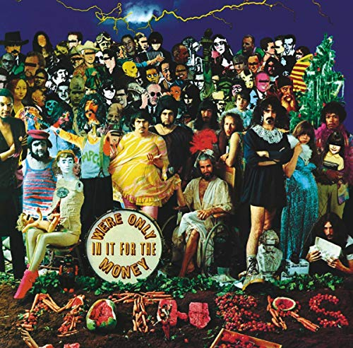 We'Re Only in It for the Money [Vinyl LP]