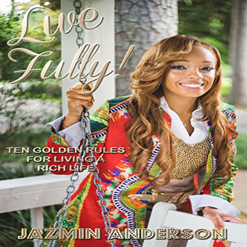 Live Fully audiobook cover art