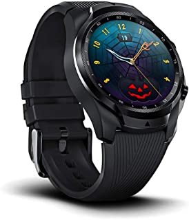 Ticwatch Pro 4G/LTE, Dual Display Smartwatch, Sleep Tracking, Swim-Ready, Long Battery Life, Cellular Connectivity for Verizon Phone Plan Users Available, 4G/LTE Service only Available in US
