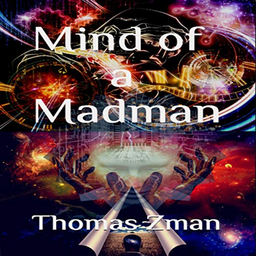 Mind of a Madman audiobook cover art