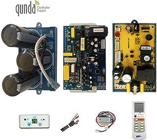 Genérico. GASMOBE Sistema de Control Universal de reemplazo para máquinas de Aire Acondicionado Inverter de hasta 3000 frigorías (12000BTU)