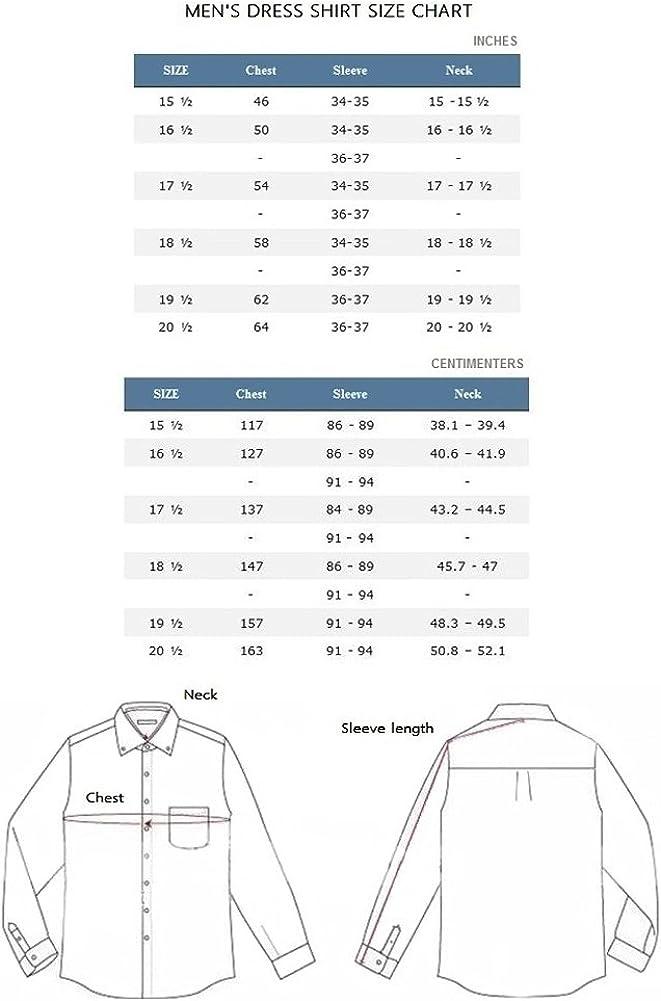 George's Plaid Checks French Cuff Dress Shirt w/Tie & Hanky Set 626