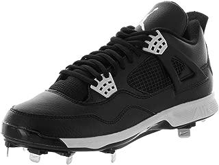 AIR Jordan IV Retro Metal Mens Baseball-Shoes 807710