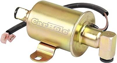 CarBole E11015 Electric Fuel Pump for Onan Generator Set replaces 149-2620