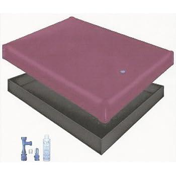 Free Flow WATERBED Mattress/Liner/Fill Drain/Conditioner KIT (California King 72x84 1FFS1)