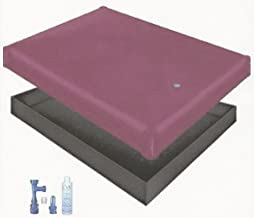 Free Flow WATERBED Mattress/Liner/Fill Drain/Conditioner KIT (California King 72×84 1FFS1)