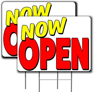 Best now open yard signs Reviews