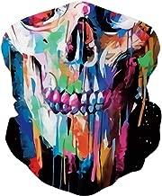 TUONROAD 3D Print Magic Headband Scarf Sports Headwear Headwrap Tube Mask Multifunction Seamless Bandanas Men Women
