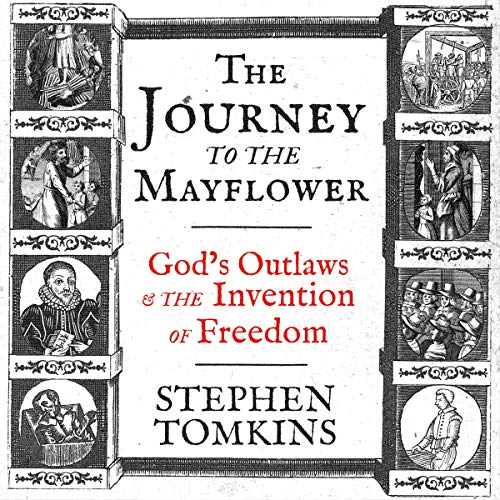 The Journey to the Mayflower cover art
