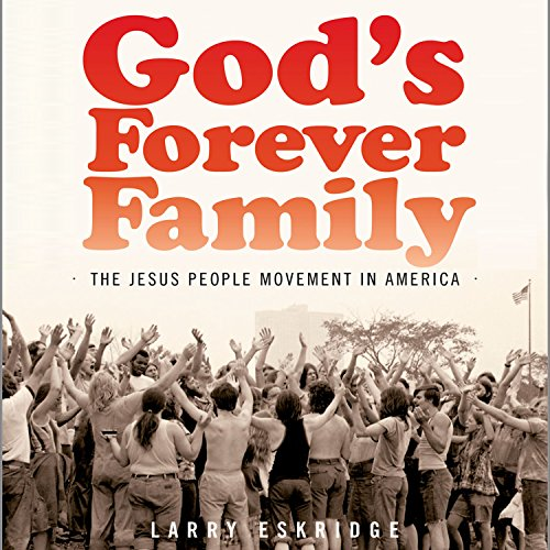 God's Forever Family audiobook cover art