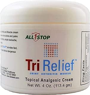 arthri flex cream ingredients