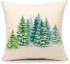 Amazon Com Christmas Tree Pillow