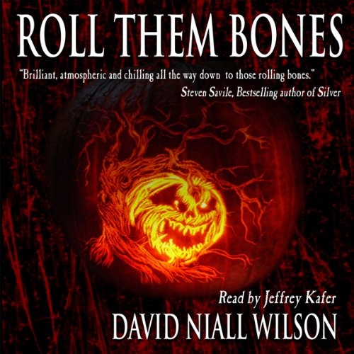 Roll Them Bones audiobook cover art