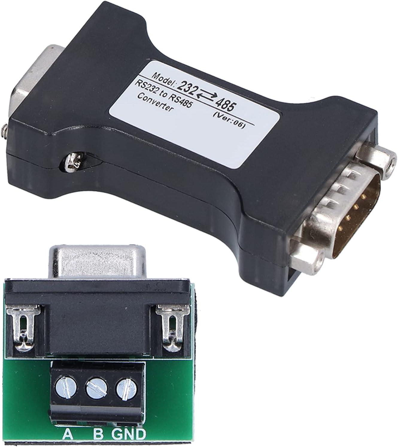 RS232 to RS485 Serial Philadelphia Mall Mini‑Si Communication Max 59% OFF Converter Data