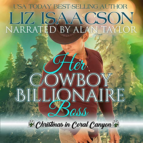 Her Cowboy Billionaire Boss audiobook cover art