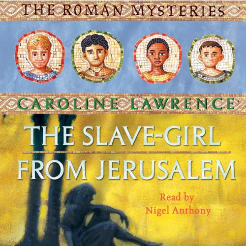 The Slave-Girl from Jerusalem cover art