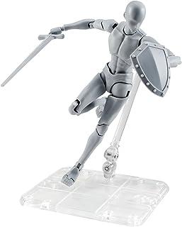 Bandai Tamashii Nations S.H. Figuarts Body-Kun Takarai Rihito Edition DX Set (Gray Color Ver.) Action Figure