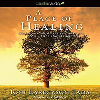 A Place of Healing audiobook cover art