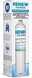 Renew Replacement for Samsung DA29-00020A, DA29-00020B, HAF-CIN/EXP, 46-9101 Refrigerator Water Filter (1 Pack)