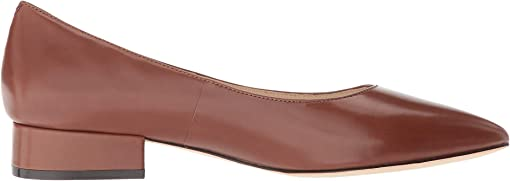 Cherry Mahogany Leather