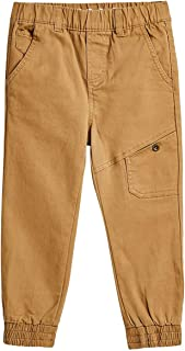 Esprit Cargo-Style Trousers In Stretch Cotton